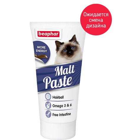 BEAPHAR MALT Paste (25 г) Мальт паста - фото