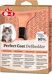 8in1 Perfect Coat DeShedder for Cat - фото
