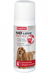 BEAPHAR NO Love spray (150) Спрей маскирующий для течных сук мл - фото