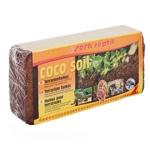 SERA REPTIL Coco Soil Террариумный грунт из кокосового волокна (брикет 650 г)